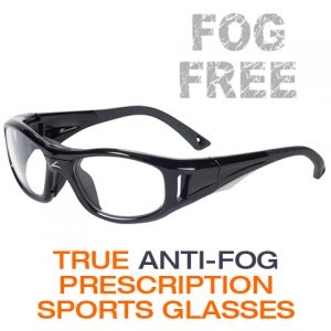 fog free rx sports glasses