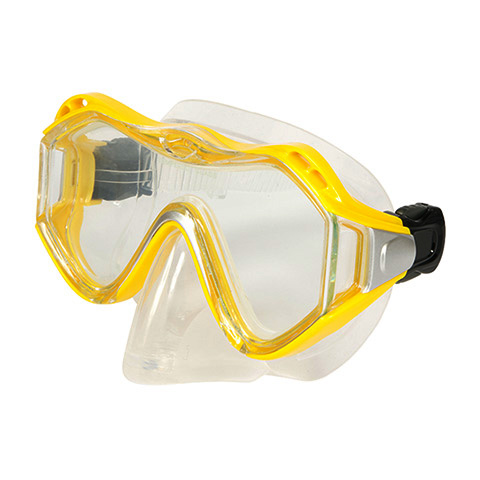 junior prescription snorkeling mask