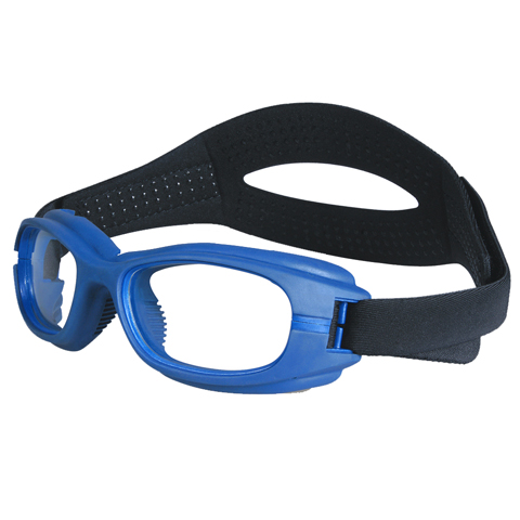 sports goggles with rx